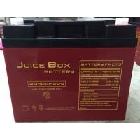 JuiceBox Raspberry - High Discharge AGM