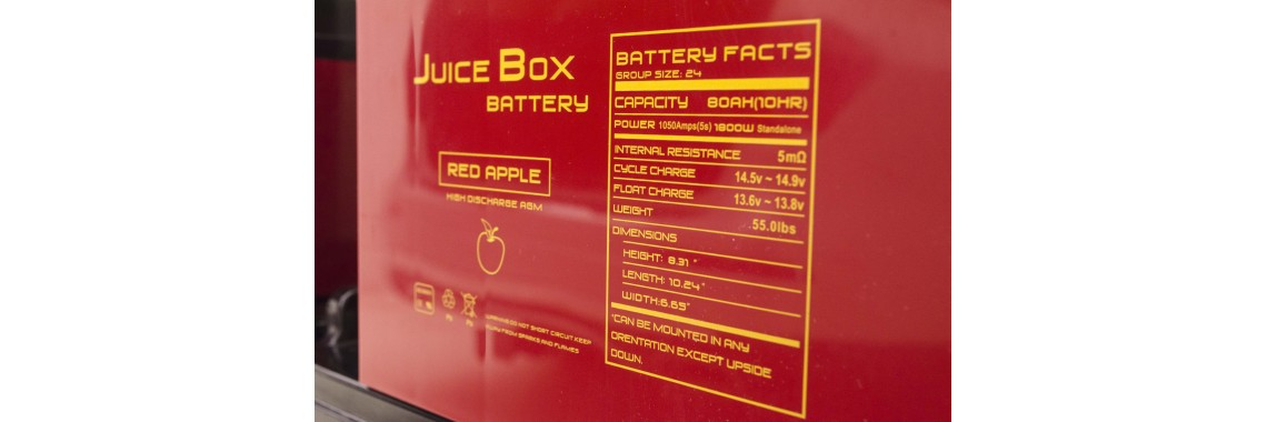 Juicebox Red Apple