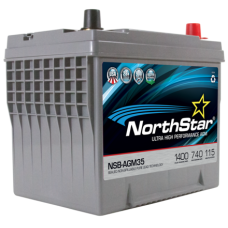 NSB-AGM-35 Battery