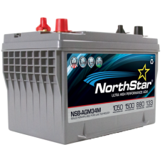 NSB-AGM-34M Battery