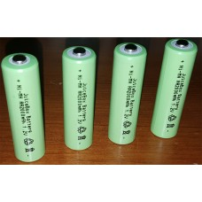 JuiceBox AA 2000mAh Ni-Mh Rechargable Consumer Battery (4 Pack)