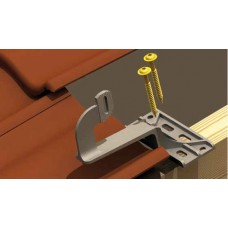 UniRac CreoTecc Side Mount Tile Roof Hook
