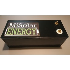 MiSolar Energy 12v Lithium 16.5Ah Battery