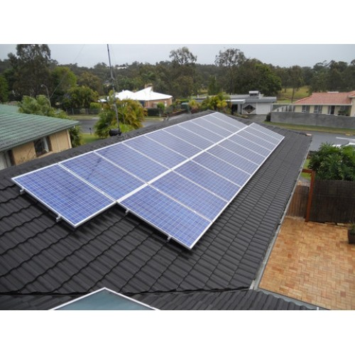 5000 Watt 5kw Diy Solar Install Kit W Microinverters