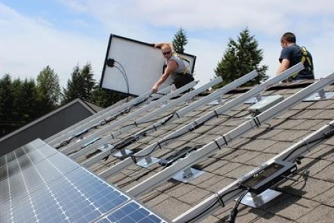 5000 Watt 5kw Diy Solar Install Kit W Microinverters