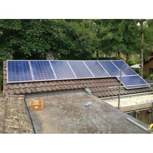 watt 4kw diy solar panel kit wstring inverter
