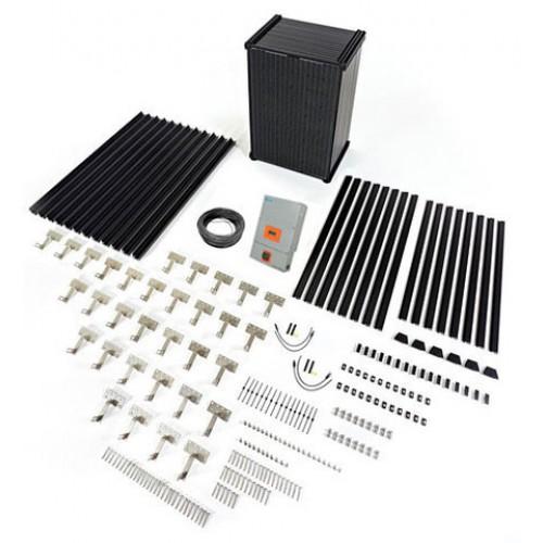 watt 6kw diy solar panel kit wstring inverter