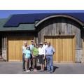 6000 Watt (6kW) DIY Solar Panel Kit w/String Inverter