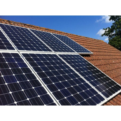 7000 Watt 7kw Diy Solar Install Kit W String Inverter
