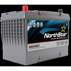 NSB-AGM-27 Battery