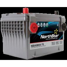 NSB-AGM-34/78 Battery
