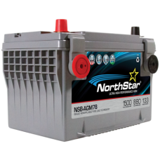 NSB-AGM-78 Battery