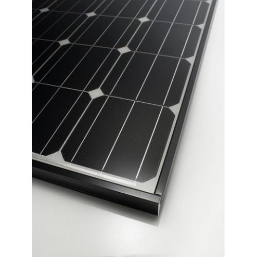 LG Solar MonoX NeoN LG300N1C-B3, 300 Watt Black Solar Panel