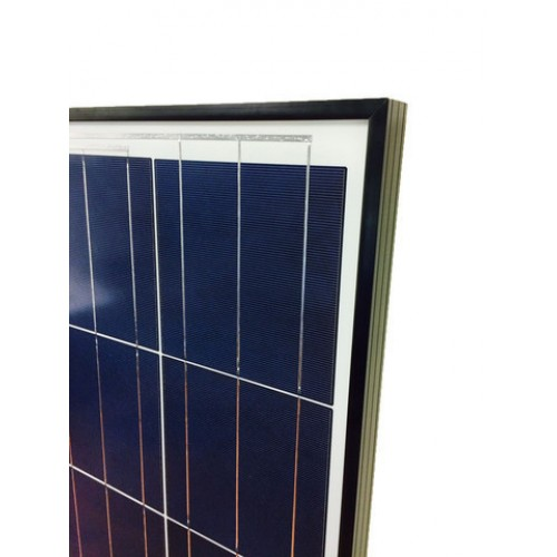 Gigawatt 255w Black Frame Solar Panels Pallet Of 26