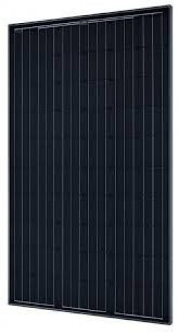 SolarWorld SW 280 Mono, 280 Watt Solar Panel, BoB